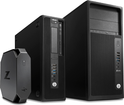 HP z240 Workstation Range