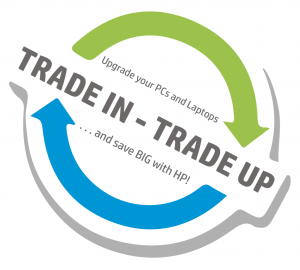 SystemActive HP Trade-in Logo