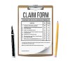 Complete claim form