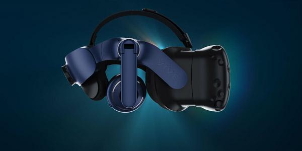 HTC Vive Pro 2 Ergonomic Design Image