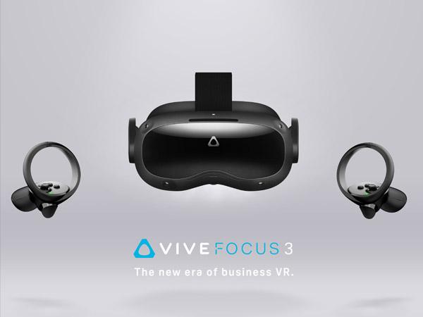 HTC Vive Focus 3 Image